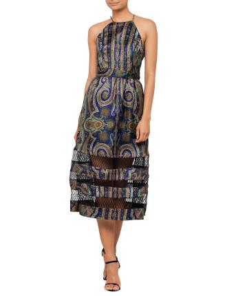 Esplanade Spiral Dress