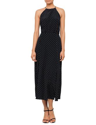 Esplanade Dot Picnic Dress