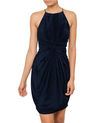 Silk Ray Short Dress