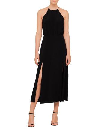 Silk Picnic Dress