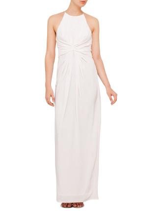 Silk Ray Long Dress