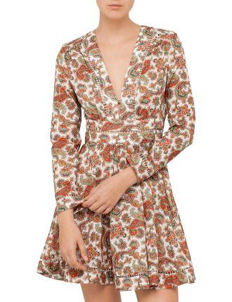 Marisol Paisley Dress
