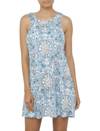 Alacati Shift Dress