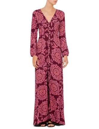 Ognena Maxi Dress