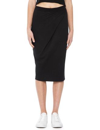 Beacon Wrap Skirt