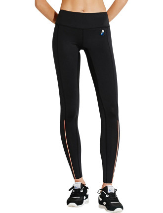 The Answer Legging - Low Rise
