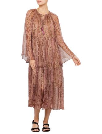 Realm Gather Dress