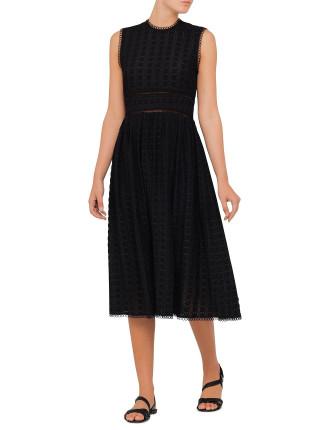 Zephyr Broderie Picnic Dress
