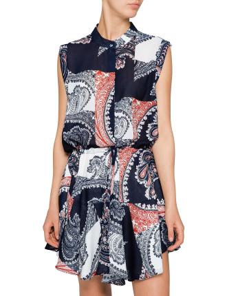 Fernanda Mini Shirt Dress