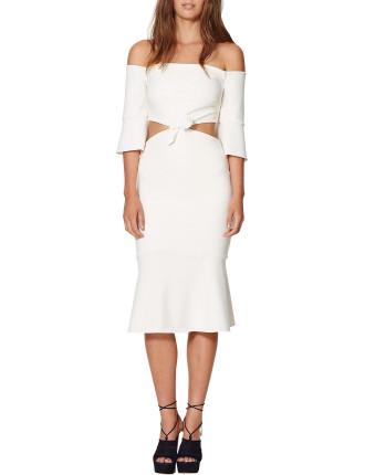 Gardenia Off Shoulder Dress