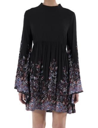 Anse Paisley Dress