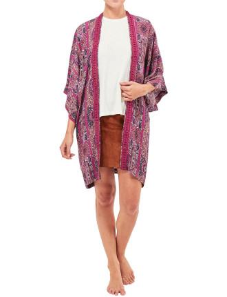La Femme Kimono