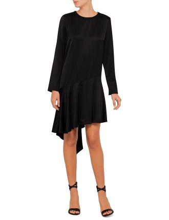 Lavish Asymmetric Dress