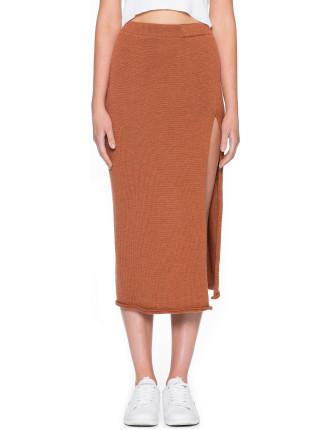 Allure Split Skirt