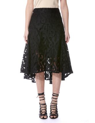 Baroque Beauty Skirt