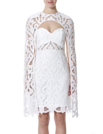 Khalessi Cape Dress