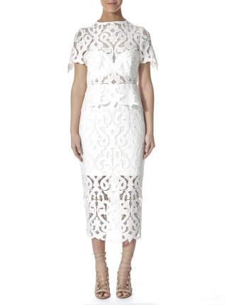 Khalessi Midi Dress