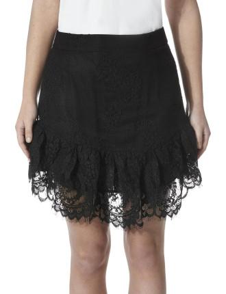 Lavinia Lace Skirt