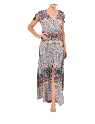 Belle Eau Maxi Dress