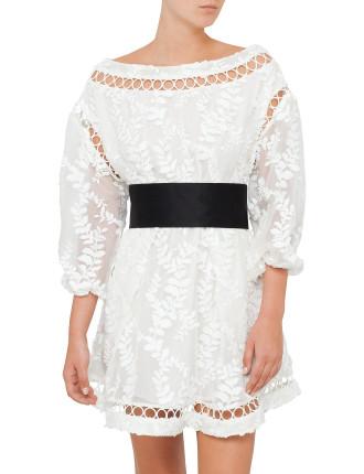 Winsome Cinch Vine Dress