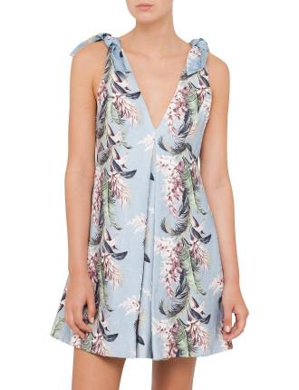 Winsome Trapeze Dress