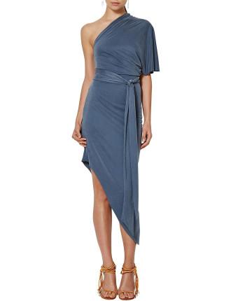 Delphine Asymmetrical Dress