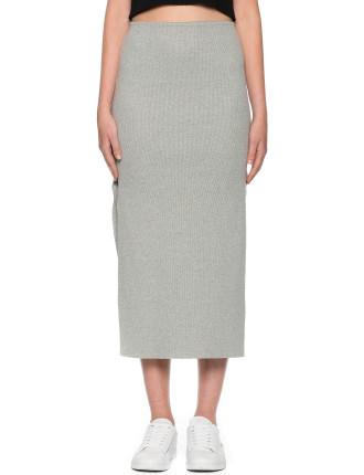 Illicit Split Skirt