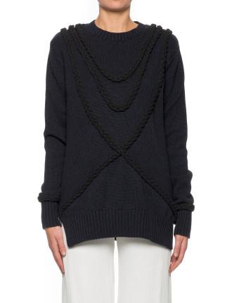Inception Plait Sweater