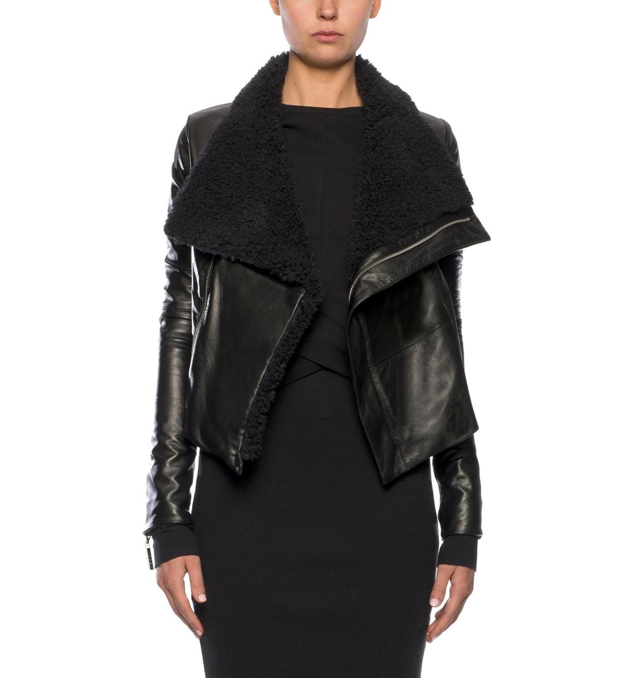 Mens jacket david jones - Mccartney Leather Jacket