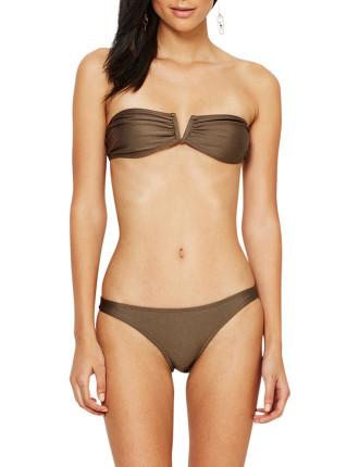 Shimmer Bay Bandeau Bikini