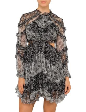 Divinity Ruffle Dress