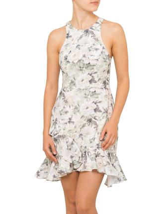 Bowerbird Flute Mini Dress
