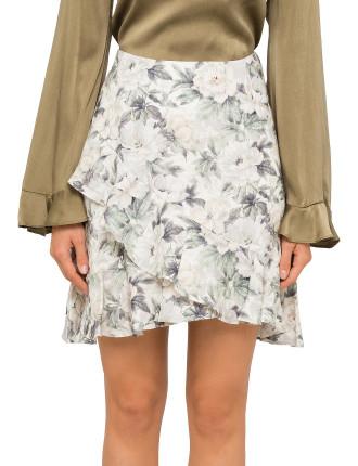 Bowerbird Flute Skirt