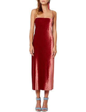 Ruba Rombic Slip Dress
