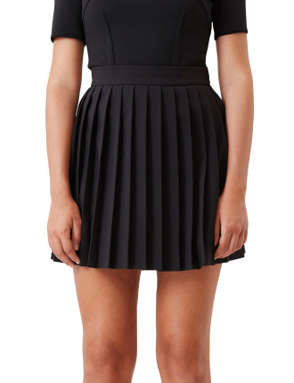Aimee Pleat Skirt