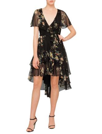 Maples Wrap Dress
