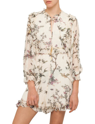 Maples Frill Playsuit