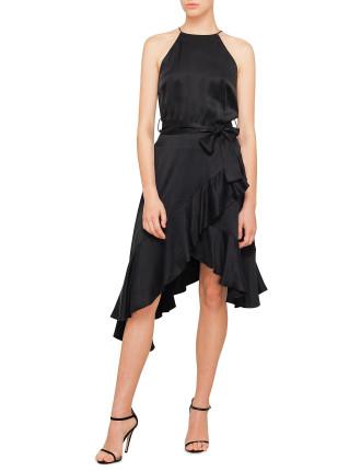 Flounce Picnic Dress
