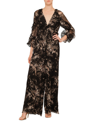 Maples Feathery Jumpsuit