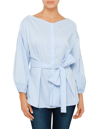 Folly Tie Blouse