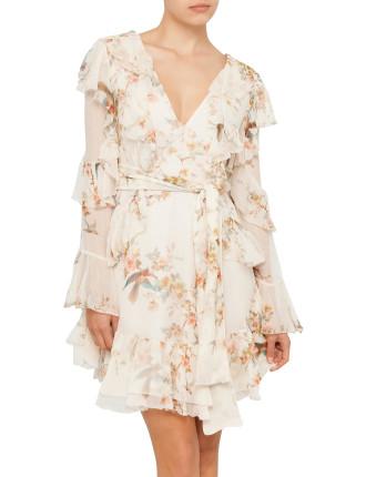 Folly Flutter Dress