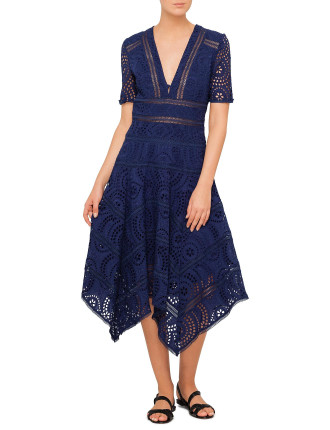 Paradiso Embroidered Dress