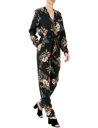 Cecile Floral Jumpsuit