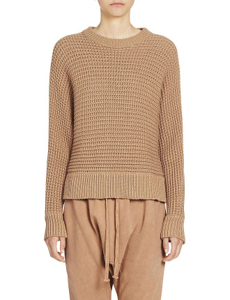 Rosa Dolman Knit Sweater