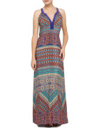 Meredith Sleeveless Maxi Dress $229.00