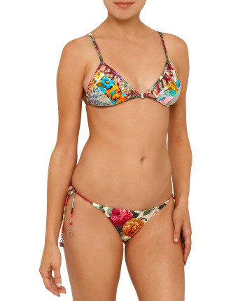 Sundance Lattice Triangle Bikini