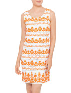 Bora Bora Embroidered Dress $269.00