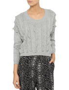 Tamer Scallop Knit Jumper $330.00