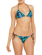 Filigree Triangle Bikini $185.00