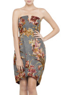 Carousel Inverted Dress $550.00